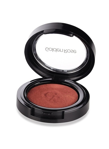 Golden Rose Gr. Sılky Touch Pearl Eyeshadow No:128 Kiremit